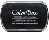 ColorBox Archival Dye Ink Stempelkissen von Clearsnap